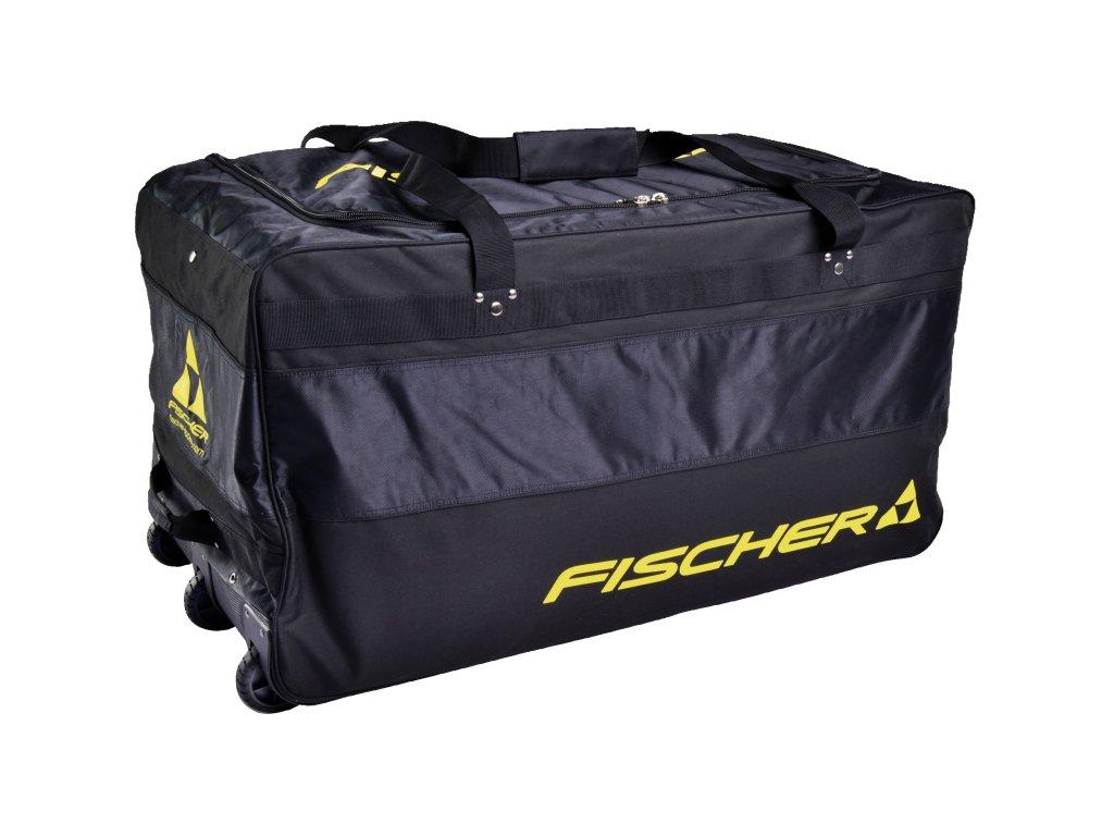 dddb5d85bff Brankářská taška s kolečky Fischer Wheel SR Senior